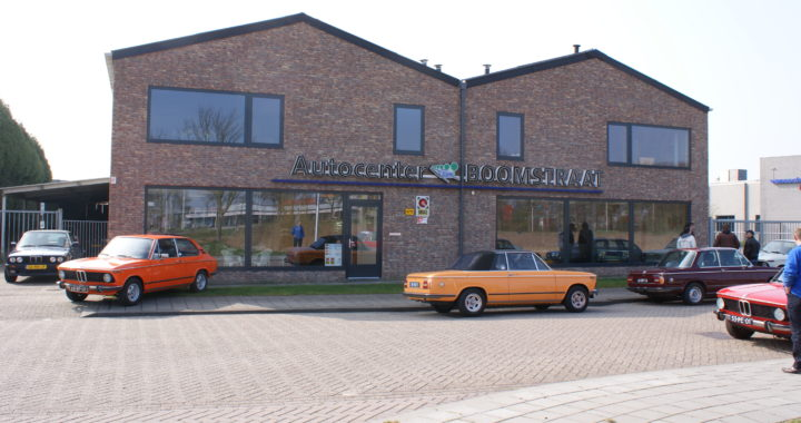 Autocenter Boomstraat