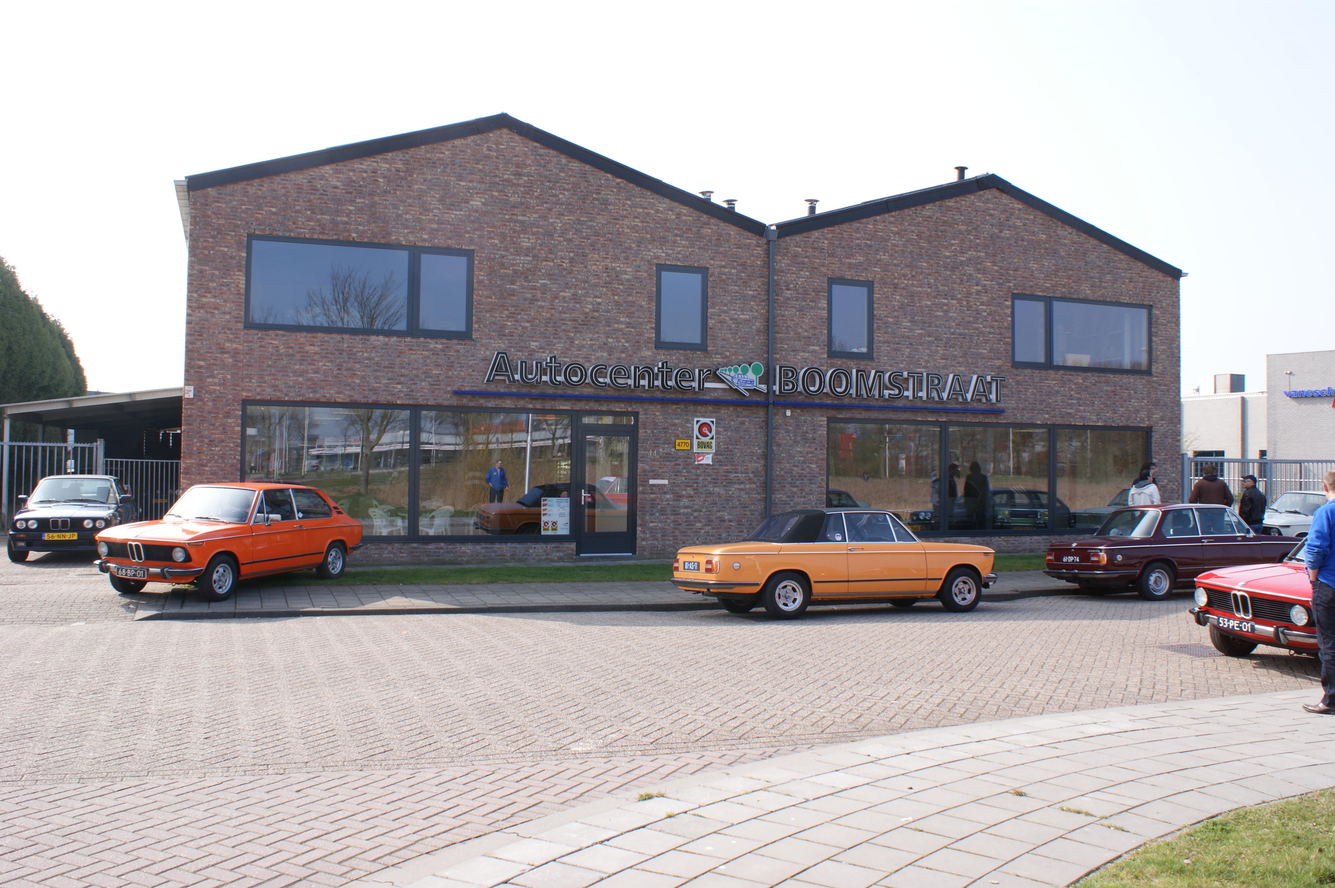 Autocenter Boomstraat